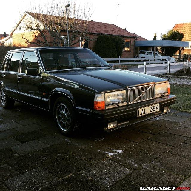 Volvo Dealers Pa: Volvo 760 GLE -82