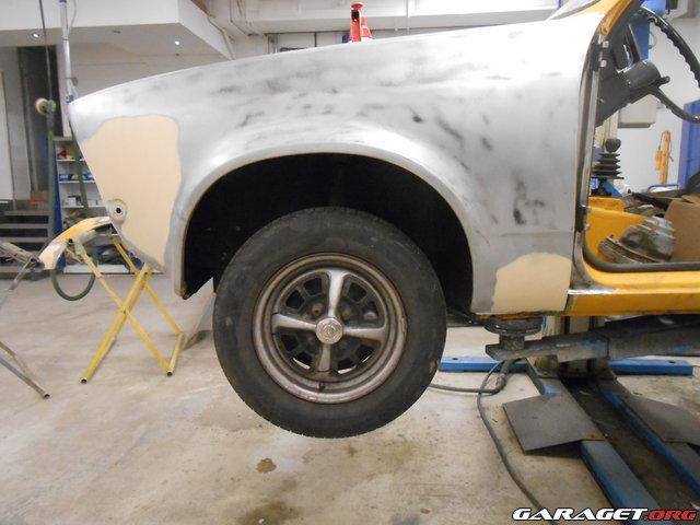 Opel kadett c sedan 1200 fr n skrot till mint rrr garaget for Garage opel bessancourt 95