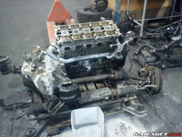 Volvo 850 T5 Omvandling Garaget
