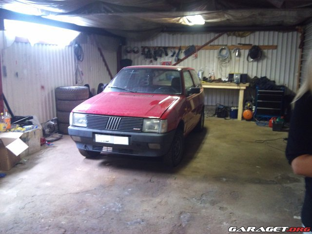 Garaget fiat uno turbo for Garage fiat 94