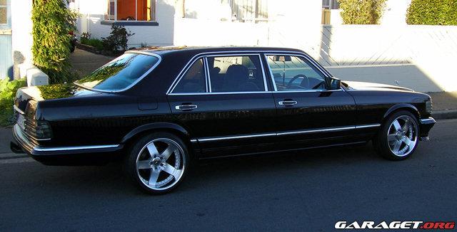 Mercedes fl sk diesel bygge 280se till 300sd garaget for Garage mercedes paris 11