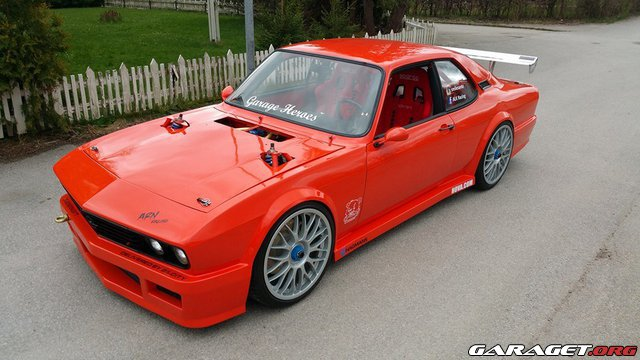 Smilesantes opel manta a 16v turbo kompressor uppdate for Garage opel bessancourt 95
