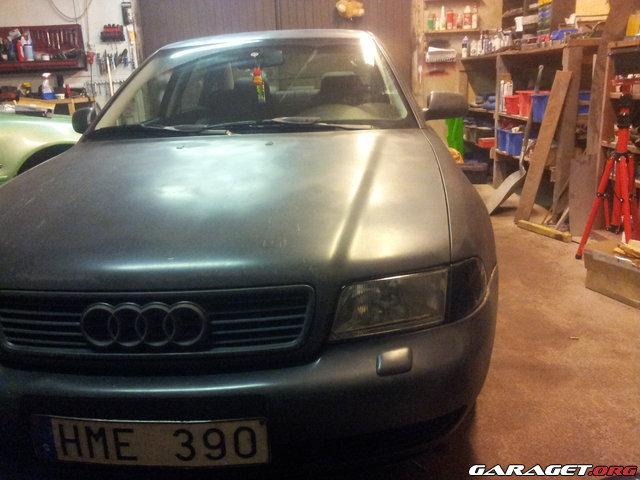 Audi a4 1 8t 96 garaget for Garage audi 91 viry chatillon