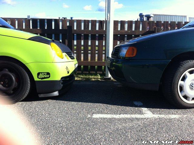 Vw lupo 1 4 99 stancebygge garaget for Garage volkswagen 94 creteil